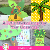 A Little Chicka Boom Boom For Your Classroom!