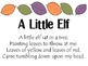 A Little Elf Poetry Pack
