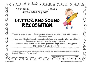 A Little Extra Help, Please! {Letter-Sound Recognition Freebie}