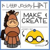 A Little Jockey Hat: Kentucky Derby Craft