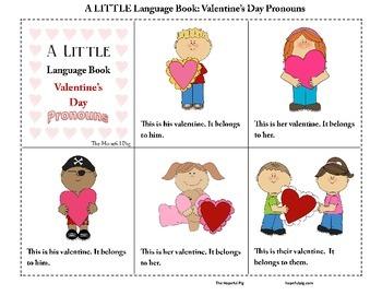 A Little Language Book: Valentine's Day