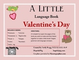 A Little Language Book: Valentine's Day