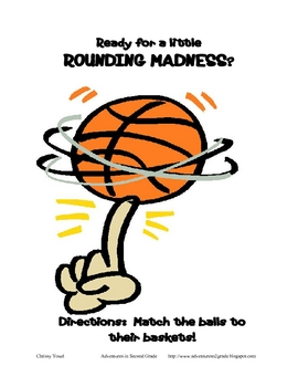 A Little March Rounding Madness!