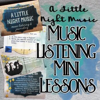 A Little Night Music Listening