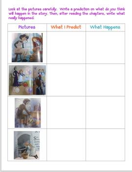 A Little Princess Activity Sheets