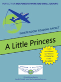 A Little Princess (F.H. Burnett) Independent Reading/Small Group Packet