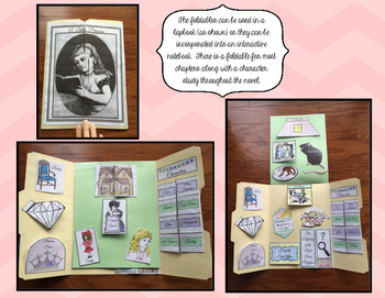 A Little Princess Novel Study and Lapbook