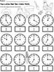 A+ Little Red Hen Analog Clock & Digital Clock Work (Hour