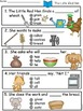 A+ Little Red Hen Comprehension:Differentiated Instruction