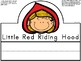 A+ Little Red Riding Hood Character Hats