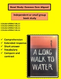 A Long Walk To Water- Novel Study