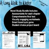 A Long Walk To Water Novel Study Bundle
