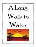 A Long Walk to Water Novel Unit