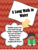 A Long Walk to Water (modified version for Entering and Emerging ELLs)