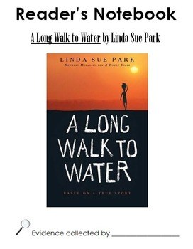 A Long Walk to Water: A Common Core Aligned ELA unit