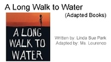 A Long Walk to Water Adapted Book