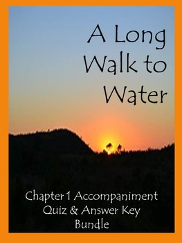 A Long Walk to Water Chapter 1