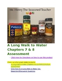A Long Walk to Water Chapters 6 & 7