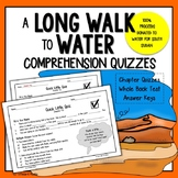 A Long Walk to Water Test and Comprehension Questions