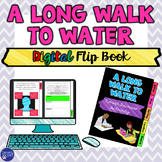 A Long Walk to Water Digital Flip Book Review Activity