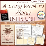 A Long Walk to Water-ENTIRE UNIT!
