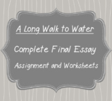 A Long Walk to Water Essay