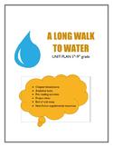 A Long Walk to Water Flexible Unit Plan