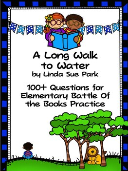 A Long Walk to Water -  EBOB