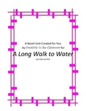 A  Long Walk to Water Novel Unit Plus Grammar