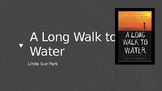 A Long Walk to Water Pre-Reading Notes