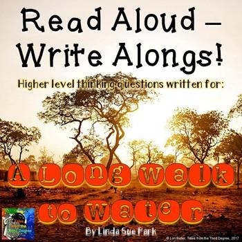 A Long Walk to Water Read Aloud Write Along