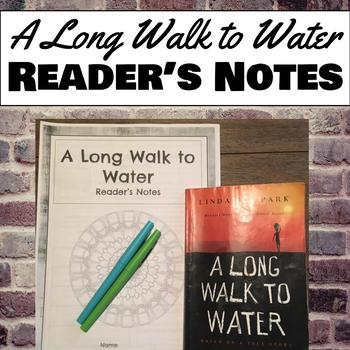A Long Walk to Water Reader's Notes