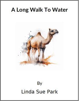 A Long Walk to Water - Reed Novel Studies