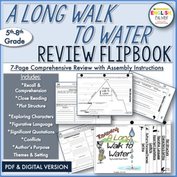 A Long Walk to Water-Review Characters, Plot, Setting, Con
