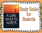 A Long Walk to Water Student Guide