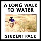A Long Walk to Water - Student Workbook Pack - Chapter Que