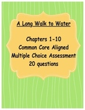 A Long Walk to Water Test Chapters 1-10