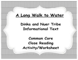 A Long Walk to Water Two Tribes Supplemental Informational Text