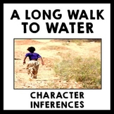 A Long Walk to Water - Who are Nya & Salva? Character Infe