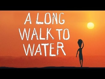 A Long Walk to Water Writing, Research, and End of Unit Activities