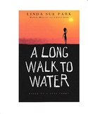 A Long Walk to Water by Linda Sue Park Comprehension, Art, Vocabulary & Quiz