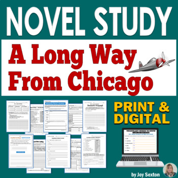 A Long Way From Chicago - Novel Guide