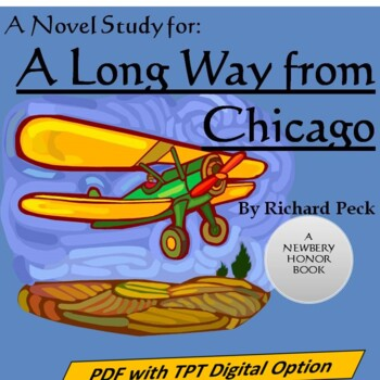 A Long Way From Chicago, by Richard Peck: Novel Study and Book Test