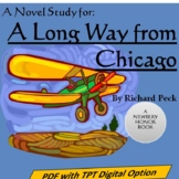 A Long Way From Chicago, by Richard Peck: PDF Novel Study
