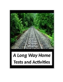 A Long Way Home by Saroo Brierley Tests and Activities