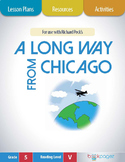 A Long Way from Chicago Lesson Plan, (Book Club  Format- C