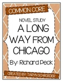 A Long Way from Chicago - Novel Study