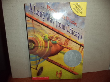 A Long way from Chicago ISBN 0-439-24092-1