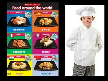 A Look At Food Around the World