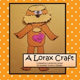Lorax, A Earth Day Craft